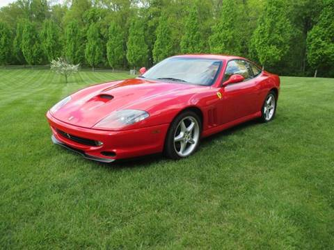 1999 ferrari 550 maranello for sale