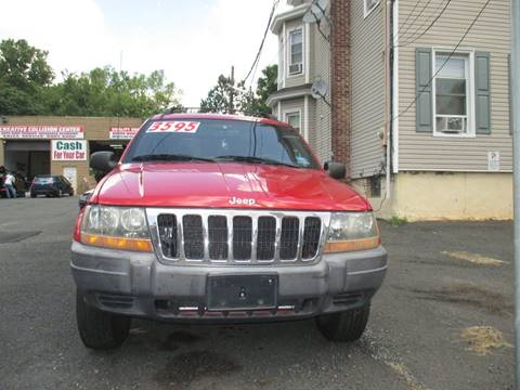 1999 Jeep Grand Cherokee for sale in Roselle NJ