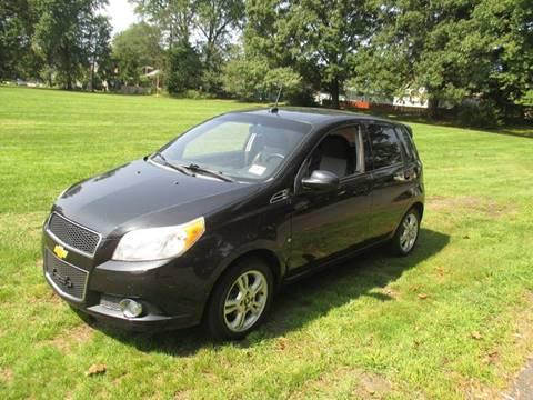 2009 Chevrolet Aveo for sale in Roselle NJ