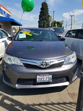2013 Toyota Camry for sale in Pacoima, CA
