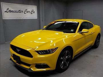 2015 Ford Mustang for sale in Manheim, PA