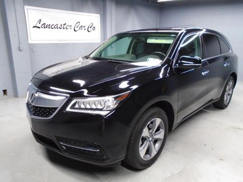 2014 Acura MDX for sale in Manheim, PA