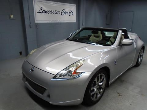 2010 Nissan 370Z for sale in Manheim, PA