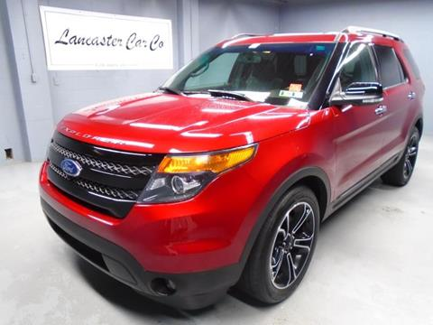 2014 Ford Explorer for sale in Manheim, PA