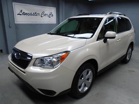 2015 Subaru Forester for sale in Manheim, PA