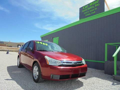 2010 Ford Focus for sale in Salina, UT