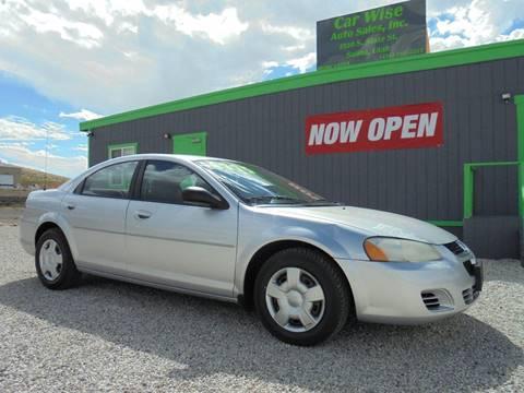 2006 Dodge Stratus for sale in Salina, UT