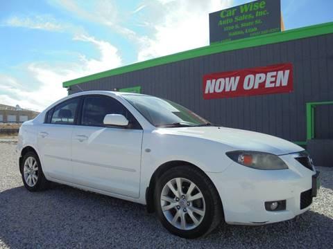 2008 Mazda MAZDA3 for sale in Salina, UT