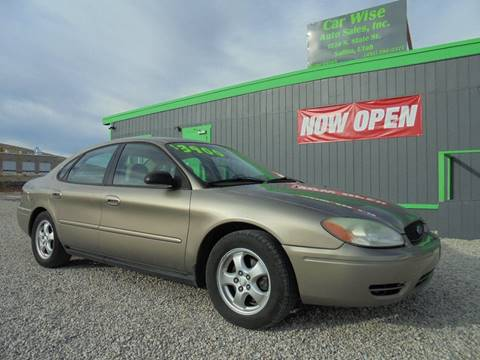 2005 Ford Taurus for sale in Salina, UT