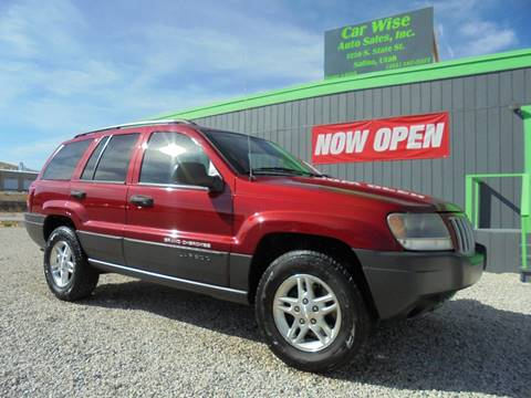 2004 Jeep Grand Cherokee for sale in Salina, UT