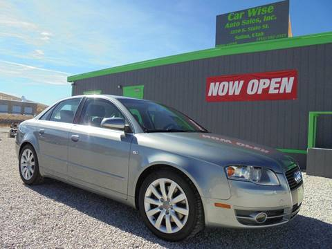 2006 Audi A4 for sale in Salina, UT