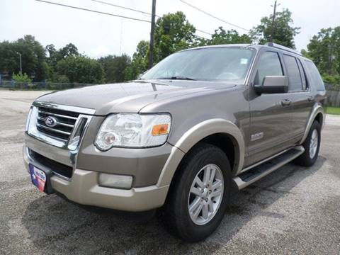 2006 Ford Explorer For Sale Texas