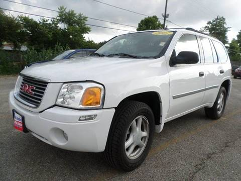 2007 Gmc Envoy For Sale In Texas