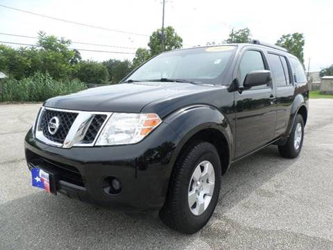 2011 Nissan Pathfinder For Sale Texas