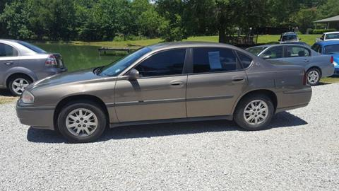 2003 Chevrolet Impala for sale in Mooreville, MS