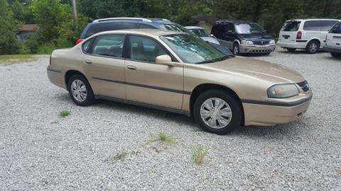 2004 Chevrolet Impala for sale in Mooreville, MS