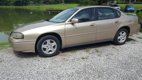 2005 Chevrolet Impala for sale in Mooreville, MS
