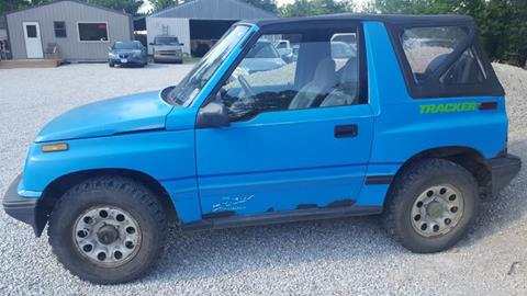 1991 geo tracker for sale in mooreville ms