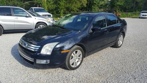 2008 Ford Fusion for sale in Mooreville, MS