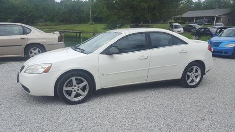 2007 Pontiac G6 for sale in Mooreville, MS