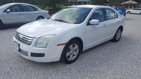 2007 Ford Fusion for sale in Mooreville, MS
