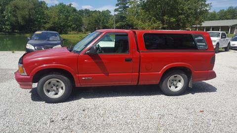1996 Chevrolet S-10 for sale in Mooreville, MS