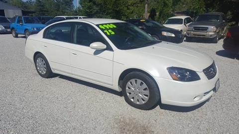 2006 Nissan Altima for sale in Mooreville, MS