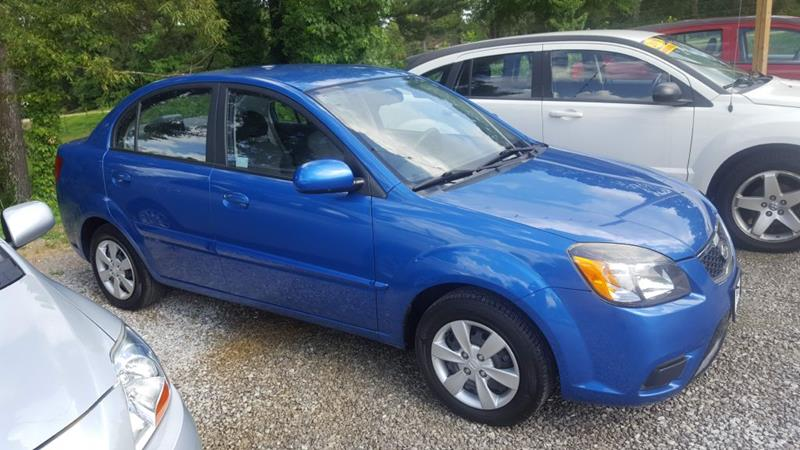 2010 Kia Rio For Sale At Victory Auto Sales LLC In Mooreville MS