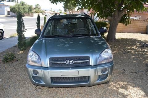 2008 Hyundai Tucson for sale in Las Vegas, NV