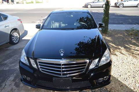 2010 Mercedes-Benz E-Class for sale in Las Vegas, NV