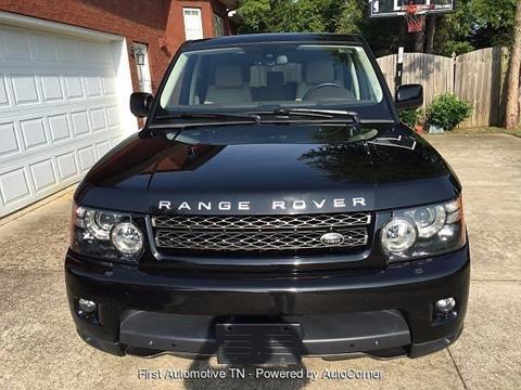2013 Land Rover Range Rover Sport for sale in Murfreesboro, TN