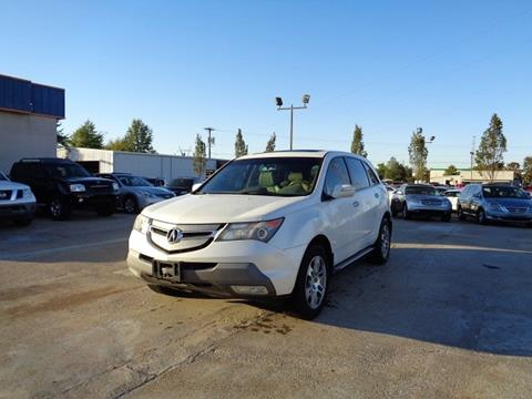 2009 Acura MDX for sale in Murfreesboro, TN