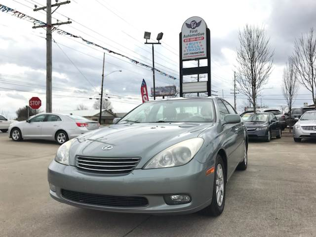 2004 Lexus ES 330 For Sale At First Automotive In Murfreesboro TN