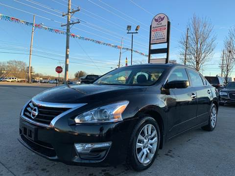 2015 Nissan Altima for sale in Murfreesboro, TN