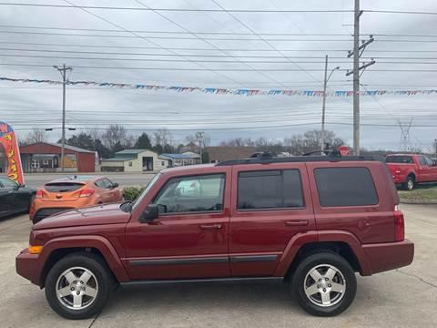 2009 Jeep Commander for sale in Murfreesboro, TN