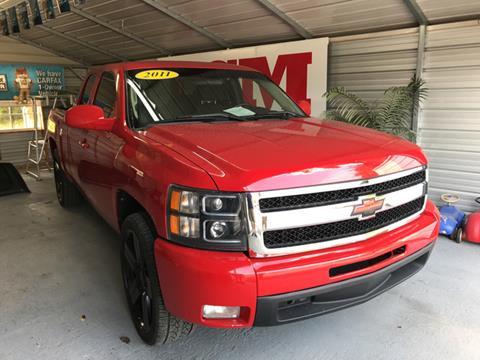 2011 Chevrolet Silverado 1500 for sale in Theodore, AL