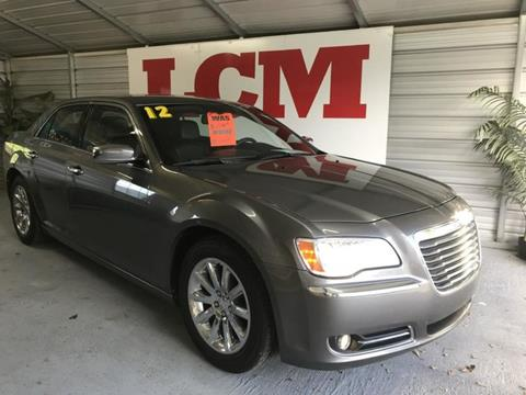 2012 Chrysler 300 for sale in Theodore, AL