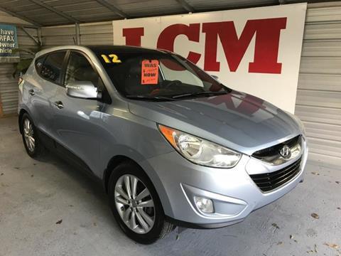 2012 Hyundai Tucson for sale in Theodore, AL