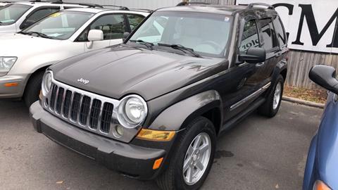 2006 Jeep Liberty for sale in Theodore, AL