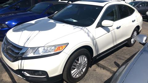 2015 Honda Crosstour for sale in Theodore, AL