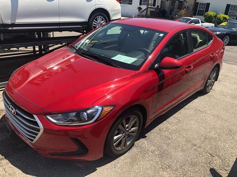 2018 Hyundai Elantra for sale in Theodore, AL