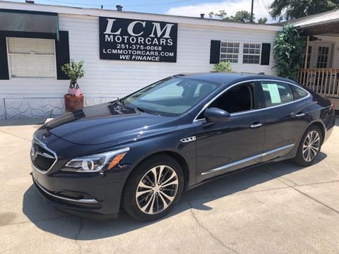 2017 Buick LaCrosse for sale in Theodore, AL