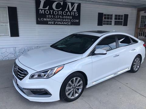 2017 Hyundai Sonata for sale in Theodore, AL