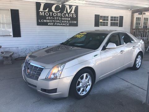 2009 Cadillac CTS for sale in Theodore, AL