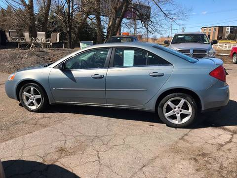 2007 Pontiac G6 for sale in Hamburg, NY