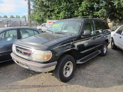 1995 Ford Explorer for sale in Gresham, OR