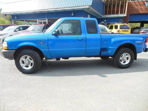 1998 ford ranger for sale in weston wv