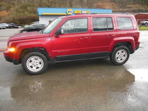 2014 Jeep Patriot for sale in Weston, WV