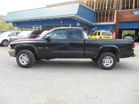 2001 Dodge Dakota for sale in Weston, WV