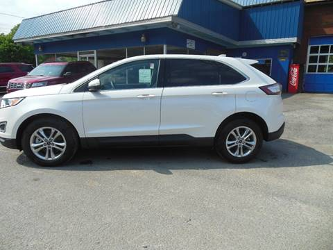 2015 Ford Edge for sale at WESTON FORD  INC in Weston WV